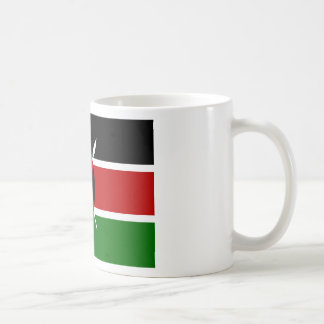 Low Cost! Kenya Flag Coffee Mug