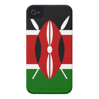 Low Cost! Kenya Flag iPhone 4 Covers