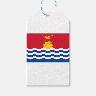 Low Cost! Kiribati Flag Gift Tags