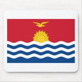 Low Cost! Kiribati Flag Mouse Pad