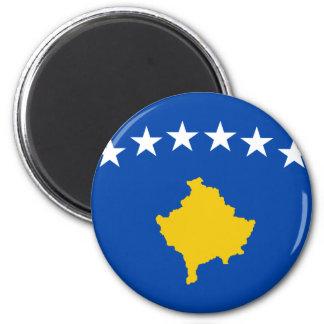Low Cost! Kosovo Flag 6 Cm Round Magnet
