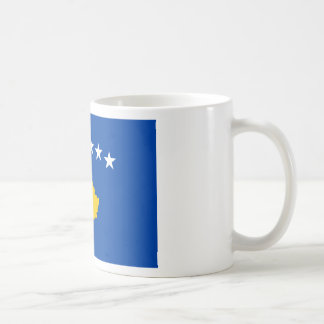 Low Cost! Kosovo Flag Coffee Mug