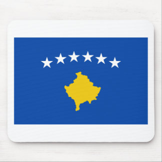 Low Cost! Kosovo Flag Mouse Pad