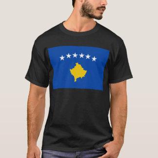 Low Cost! Kosovo Flag T-Shirt