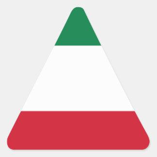 Low Cost! Kuwait Flag Triangle Sticker