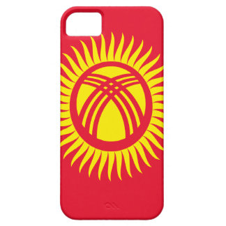 Low Cost! Kyrgyzstan Flag Case For The iPhone 5