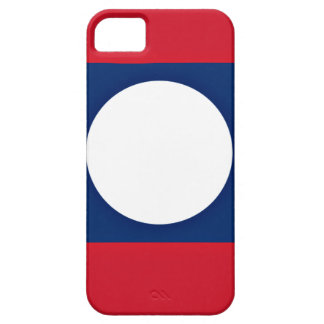 Low Cost! Laos Flag Barely There iPhone 5 Case