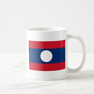 Low Cost! Laos Flag Coffee Mug