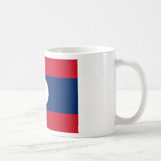 Low Cost! Laos Flag Coffee Mug