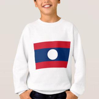 Low Cost! Laos Flag Sweatshirt