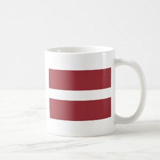 Low Cost! Latvia Flag Coffee Mug