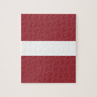 Low Cost! Latvia Flag Puzzle