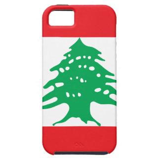 Low Cost! Lebanon Flag iPhone 5 Case