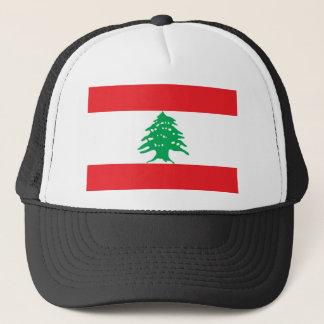Low Cost! Lebanon Flag Trucker Hat
