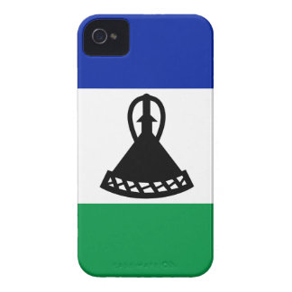 Low Cost! Lesotho Flag iPhone 4 Case