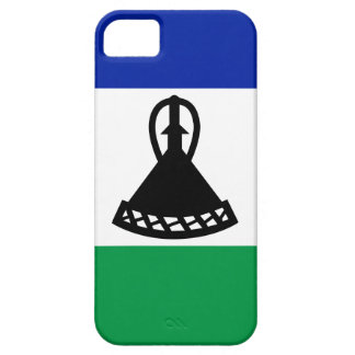 Low Cost! Lesotho Flag iPhone 5 Cover