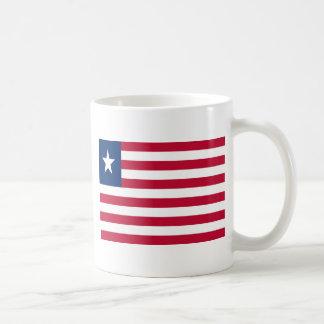 Low Cost! Liberia Flag Coffee Mug