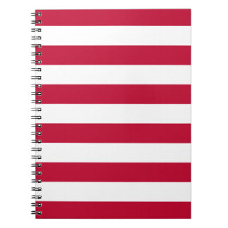 Low Cost! Liberia Flag Spiral Notebook