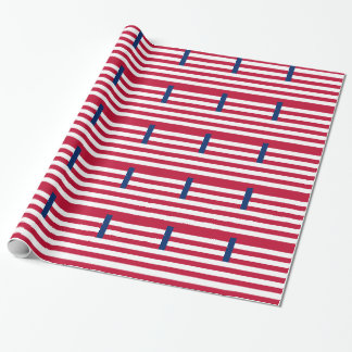Low Cost! Liberia Flag Wrapping Paper