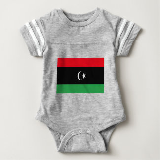 Low Cost! Libya Flag Baby Bodysuit