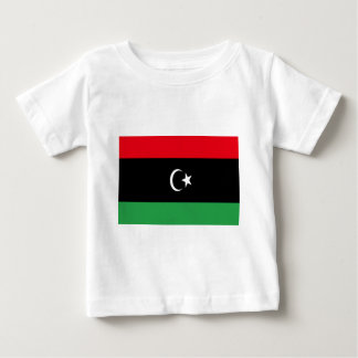 Low Cost! Libya Flag Baby T-Shirt