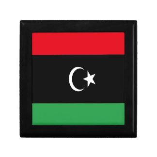 Low Cost! Libya Flag Gift Box