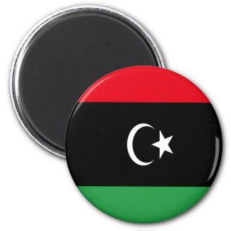 Low Cost! Libya Flag Magnet