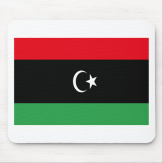 Low Cost! Libya Flag Mouse Pad