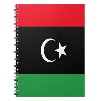 Low Cost! Libya Flag Notebooks