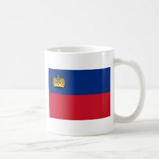 Low Cost! Liechtenstein Flag Coffee Mug