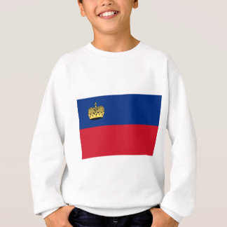 Low Cost! Liechtenstein Flag Sweatshirt