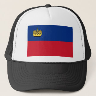 Low Cost! Liechtenstein Flag Trucker Hat