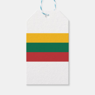 Low Cost! Lithuania Flag Gift Tags