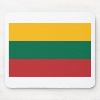 Low Cost! Lithuania Flag Mouse Pad