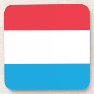 Low Cost! Luxembourg Flag Coaster