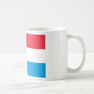 Low Cost! Luxembourg Flag Coffee Mug