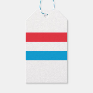 Low Cost! Luxembourg Flag Gift Tags