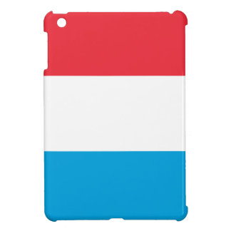 Low Cost! Luxembourg Flag iPad Mini Cover