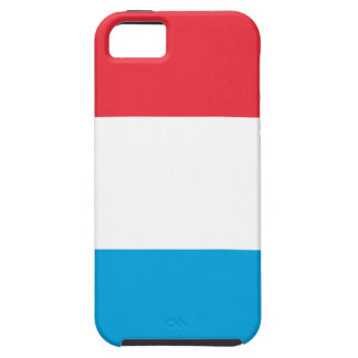 Low Cost! Luxembourg Flag Tough iPhone 5 Case