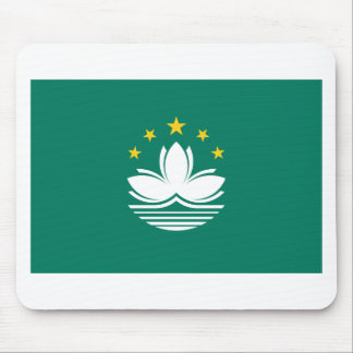 Low Cost! Macau Flag Mouse Pad