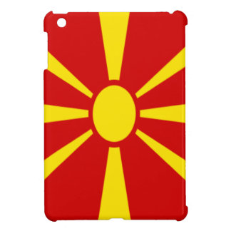 Low Cost! Macedonia Flag iPad Mini Cover