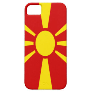 Low Cost! Macedonia Flag iPhone 5 Cover