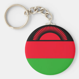 Low Cost! Malawi Flag Key Ring