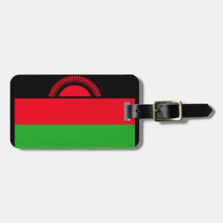 Low Cost! Malawi Flag Luggage Tag