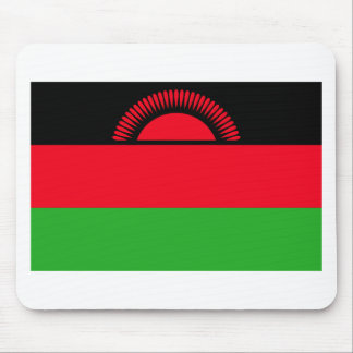 Low Cost! Malawi Flag Mouse Pad
