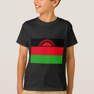 Low Cost! Malawi Flag T-Shirt
