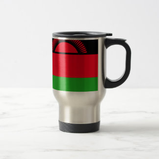 Low Cost! Malawi Flag Travel Mug