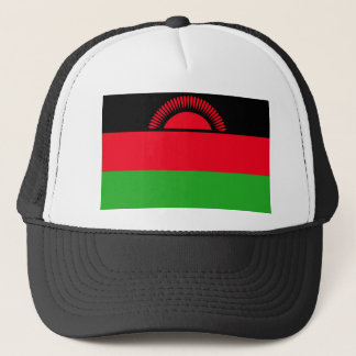 Low Cost! Malawi Flag Trucker Hat