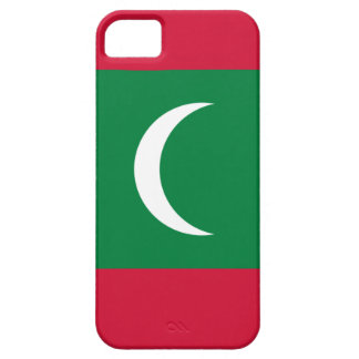 Low Cost! Maldives Flag Barely There iPhone 5 Case