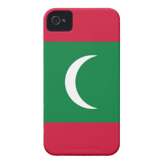 Low Cost! Maldives Flag iPhone 4 Cover